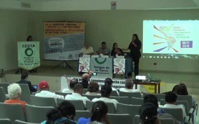 """""""Foro Centroamericano sobre Derechos Humanos y Corporaciones"""""""