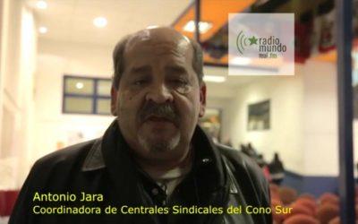 Hacia la Jornada #4N: centrales sindicales
