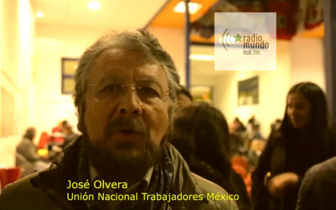 Hacia la Jornada #4N: José Olvera México