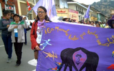 Conversatorio de la Marcha Mundial de las Mujeres (MMM) Argentina