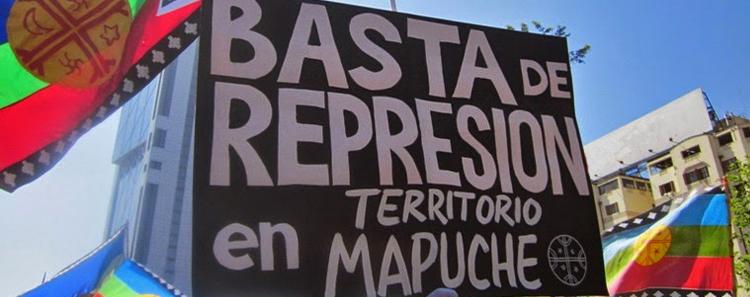 Amigos de la Tierra Argentina y ATALC repudian represión a Comunidades Mapuche