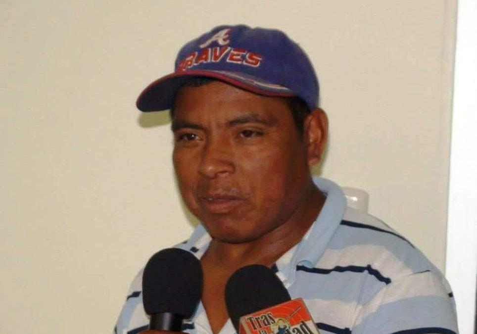 Repudio ante el asesinato de José de los Santos Sevilla en Honduras