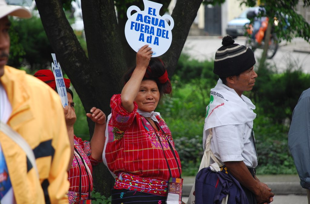 Informe: Estado del agua en América Latina y el Caribe