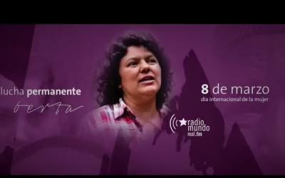 Mensaje de la presidenta de Amigos de la Tierra Internacional a un año del asesinato de Berta Cáceres