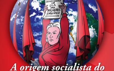 A origem socialista do dia da mulher