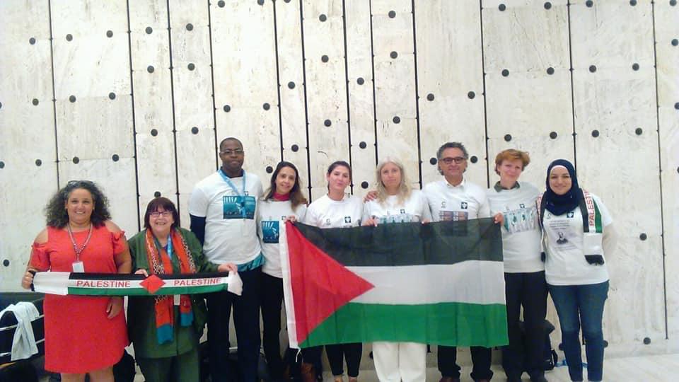 Amigos de la Tierra reclaman presión y condena a Israel por sus violaciones a derechos humanos en 50 años de ocupación de Palestina