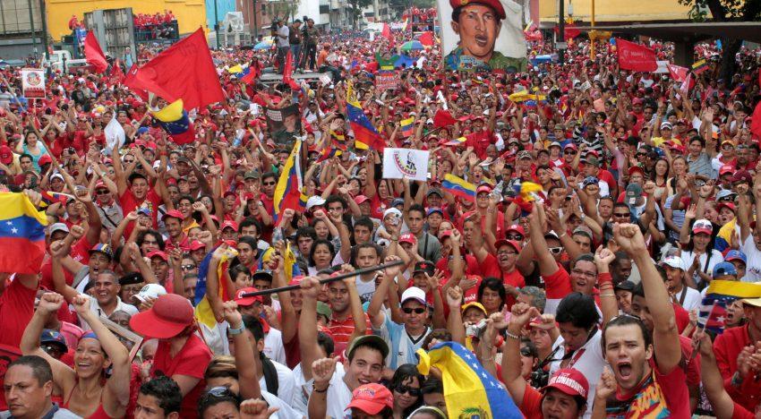 Sin vacilaciones, junto al pueblo venezolano contra el imperialismo