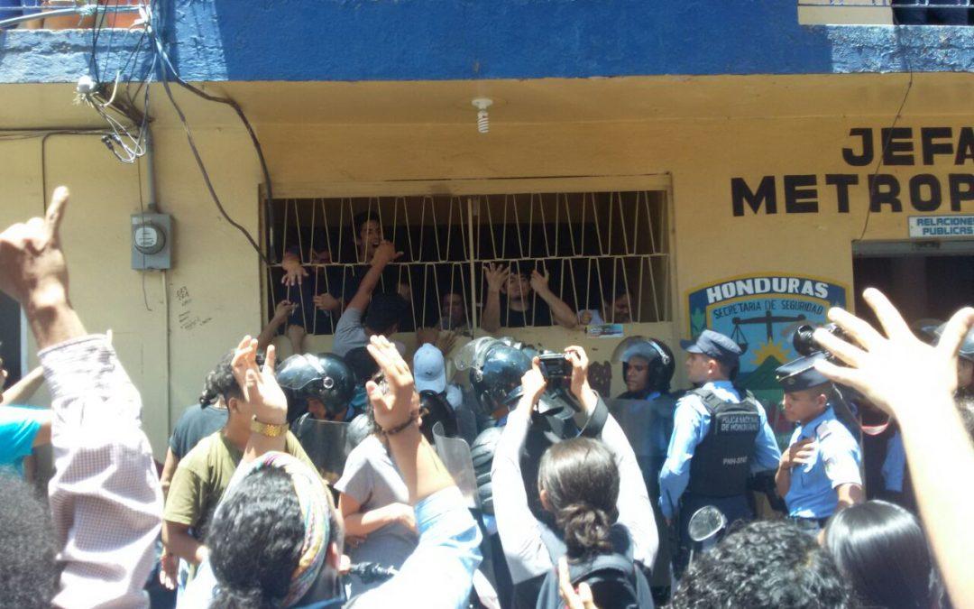 ACCIÓN URGENTE: Detenido integrante de Madre Tierra en Honduras