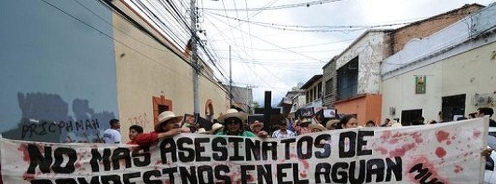 No más asesinatos en Honduras