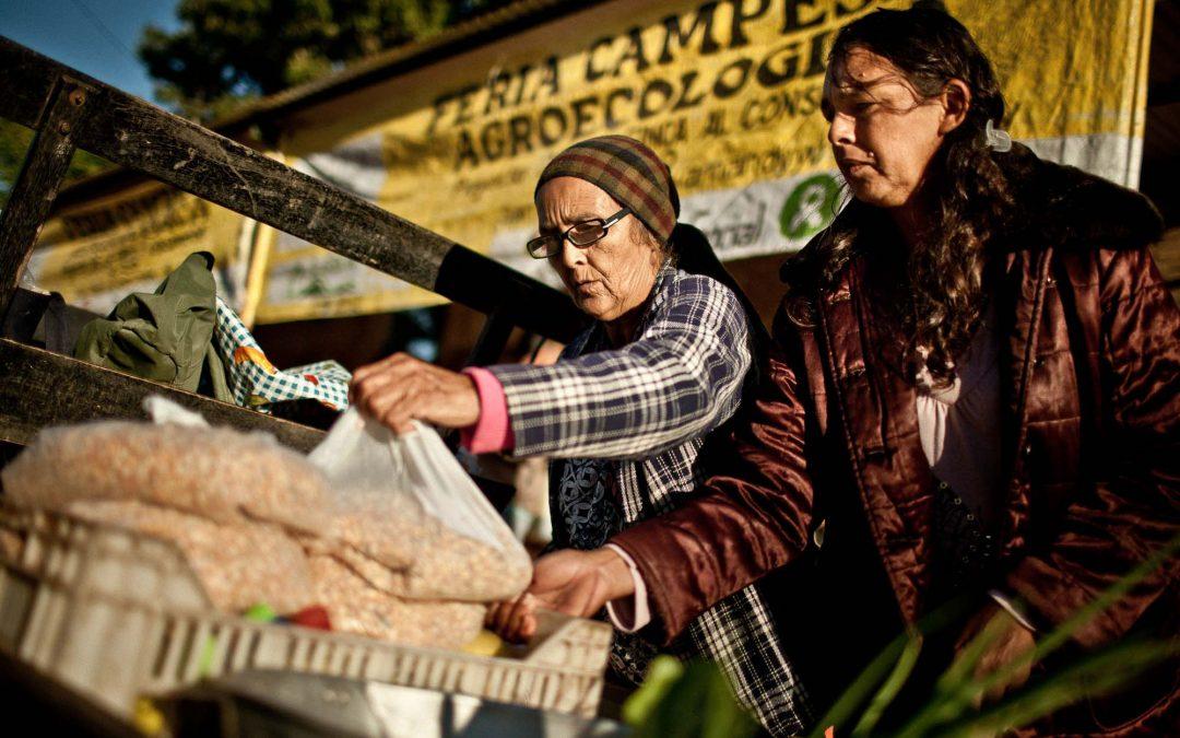 ATALC repudia agresiones a productores/as del Mercadito Campesino en Paraguay