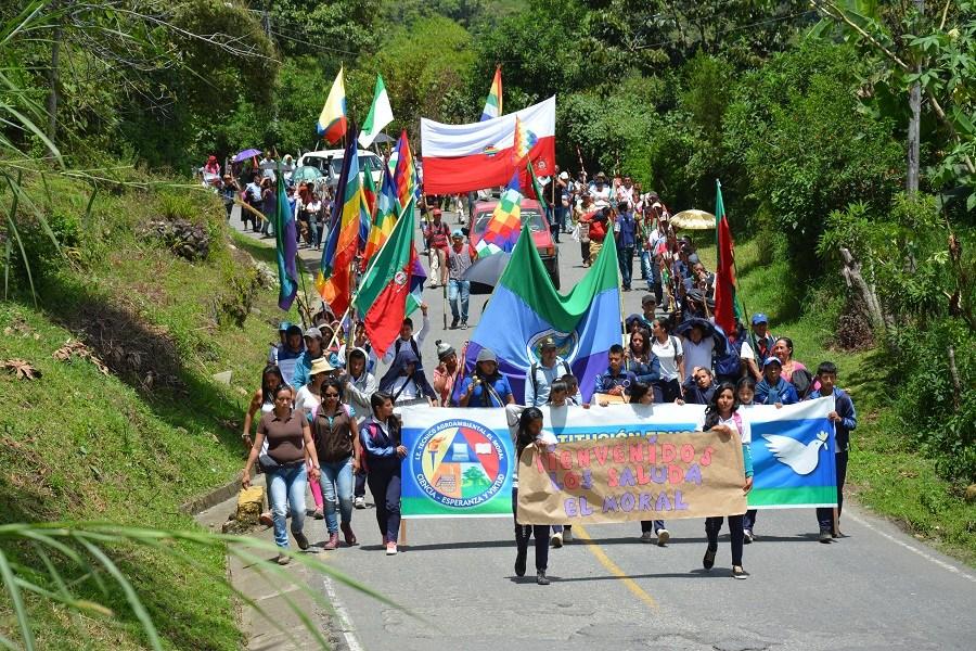 Indignación y repudio ante masacre y asesinatos contra luchadoras/es sociales en Colombia