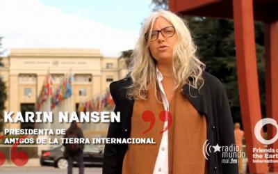 Tratado legal sobre transnacionales y DDHH: conferencia de prensa y acción contra los muros en apertura de semana de movilizaciones en Ginebra