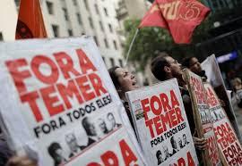 Solidaridad con los Movimientos de la Vía Campesina y su justa lucha en Brasil.