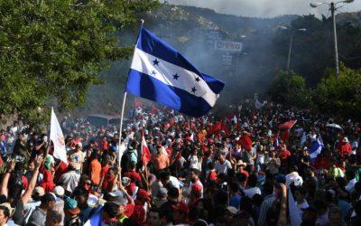 Informe por grave situación en Honduras