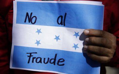 Pronunciamiento a la opinión pública internacional ante la declaración de la Misión de Observación Electoral de la Unión Europea (MOE – UE) en Honduras
