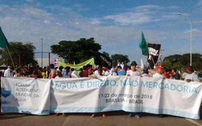 DECLARAÇÃO FINAL DO FÓRUM ALTERNATIVO MUNDIAL DAS ÁGUAS
