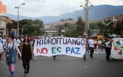 Repudio a los asesinatos de Hugo Albeiro George Pérez y Domar Egidio Zapata George en Colombia