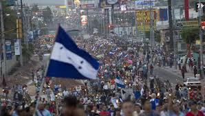 Apoyo al pueblo de Reitoca en Honduras
