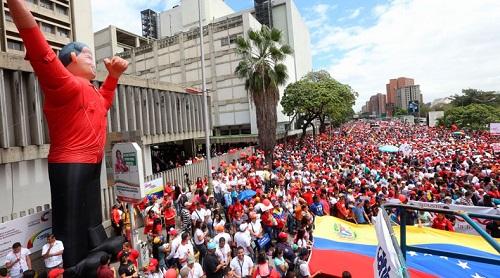 Solidaridad con el pueblo venezolano