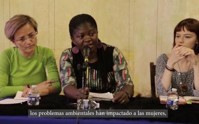Justicia Ambiental y Lucha Antipatriarcal: Cuerpo, Territorio y Trabajo