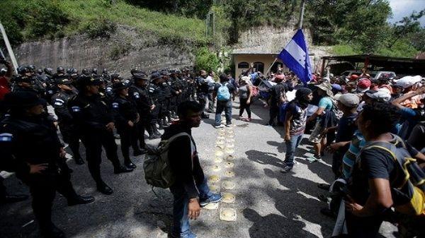 Solidaridad con el pueblo de Honduras ante migración masiva