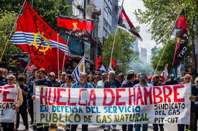 ATALC denuncia política antiobrera y subimperialista de Petrobras en Uruguay