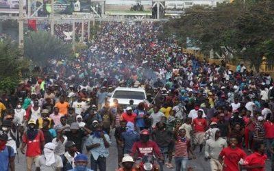 Solidaridad con el pueblo de Haití: movilización y autodeterminación