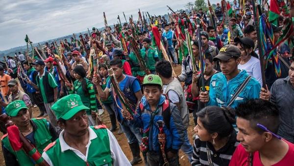 Solidaridad de la Jornada Continental con el Paro Nacional en Colombia